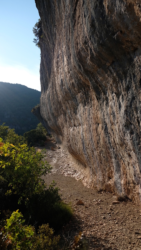 Steep and powerful Cantobre