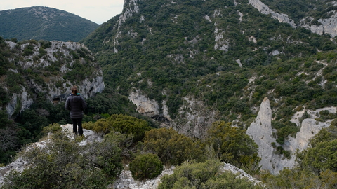 Hiking in Luberon